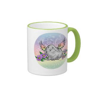 Angel Lop Bunny Ringer Mug