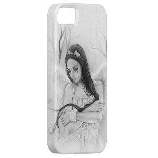 Angel lost sad crying emotional iphone case iPhone 5 case