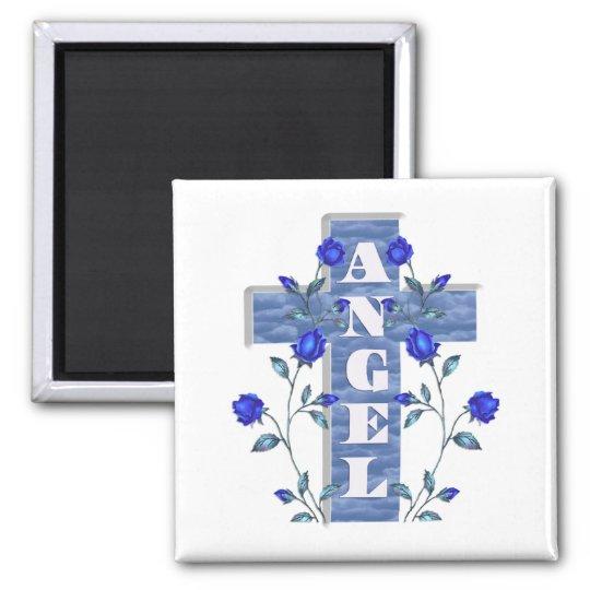 Angel Magnet Blue
