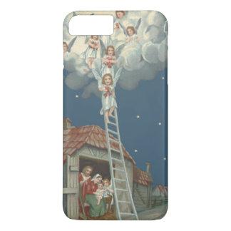 Angel Manger Nativity Jesus Christian iPhone 7 Plus Case