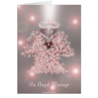 Angel Message Card