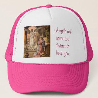 angel message hat