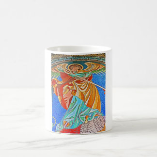 Angel Michael, Kaiser Wilhelm Church,Berlin(Sat) Coffee Mugs