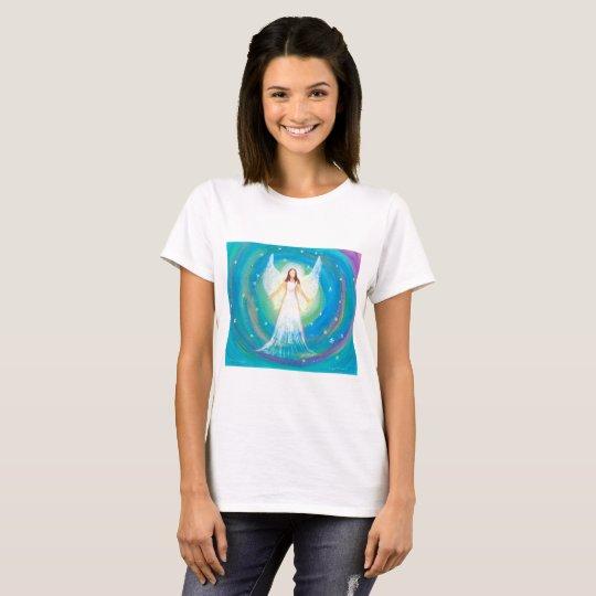 Angel Miracle Women's Basic T-Shirt