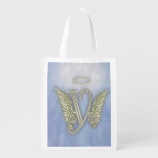 Angel Monogram