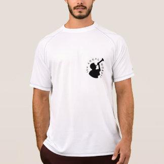 Angel Moroni Men's T-Shirt Black