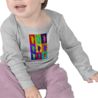 Angel Moroni Pop Art Tshirts