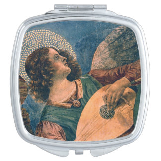 Angel Musician Makeup Mirrors