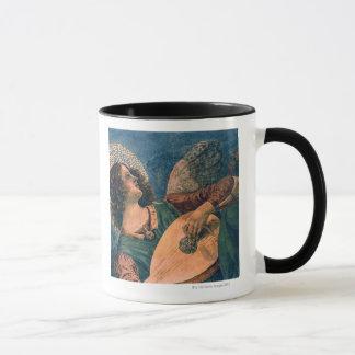 Angel Musician Mug
