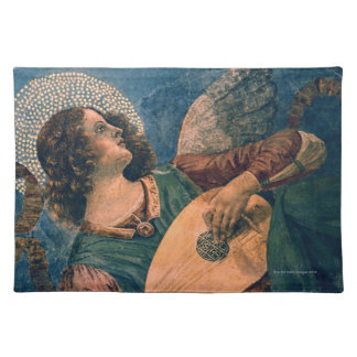 Angel Musician Placemat