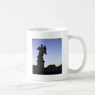 ANGEL NEAR VATICAN, ON PONTE SANT' ANGELO COFFEE MUGS