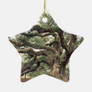 Angel Oak Tree 1,000 years old Christmas Ornament