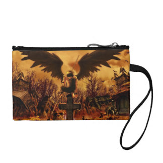 Angel of Death Coin Purses