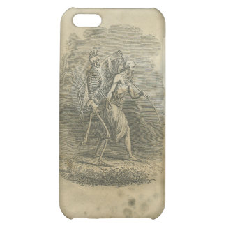 Angel of Death with Skeleton iPhone 5C Covers
