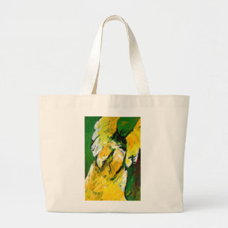 Angel of Delight 2010 Large Tote Bag