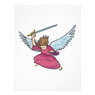 Angel Of Doom Flyer