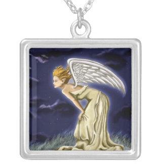Angel of Enlightenment - Art Necklace