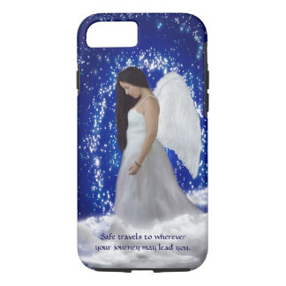 Angel of Faith iPhone 7, Tough iPhone 7 Case