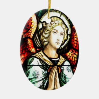 Angel of God Ornament