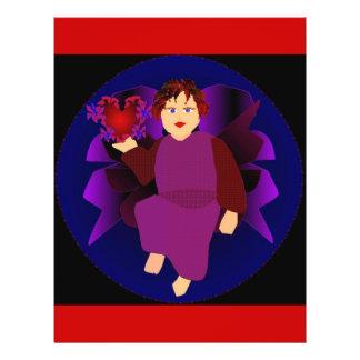 Angel Of Hearts VI Full Color Flyer