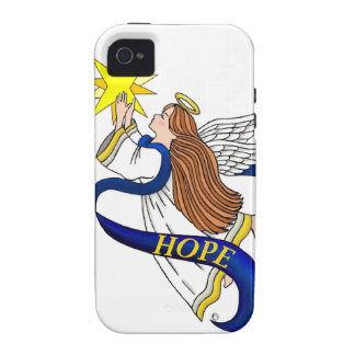 Angel of Hope Vibe iPhone 4 Cases