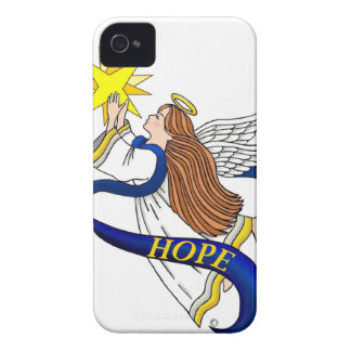Angel of Hope iPhone 4 Case
