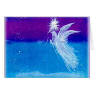 Angel of Inner Travel Greeting Card