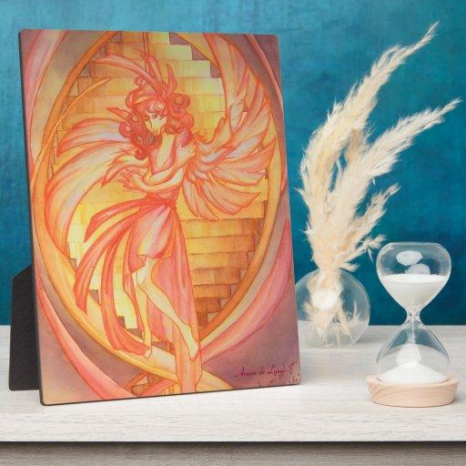 Angel of Life Plaque