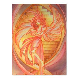 Angel of Life Postcard