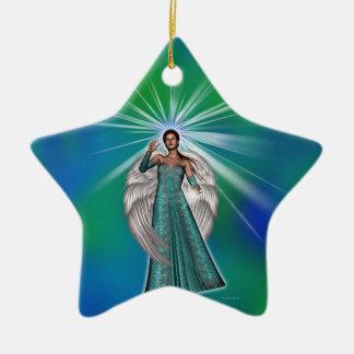 Angel of Light Christmas Ornament