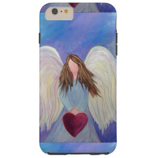 Angel of Love Tough iPhone 6 Plus Case