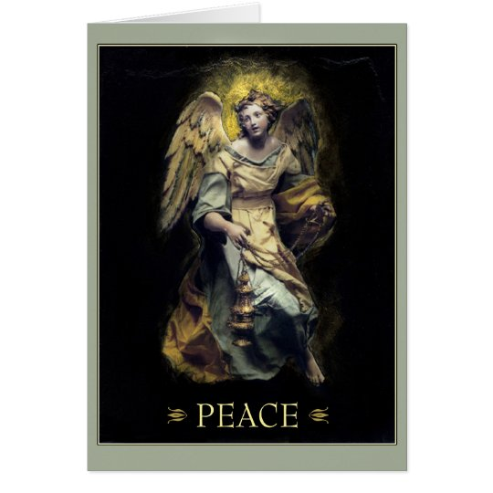 Angel of Peace Card