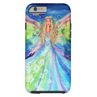 Angel of Peace Tough iPhone 6 Case