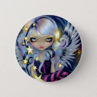 """Angel of Starlight"" Button"