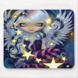"""Angel of Starlight"" Mousepad"