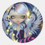 """Angel of Starlight"" Sticker"
