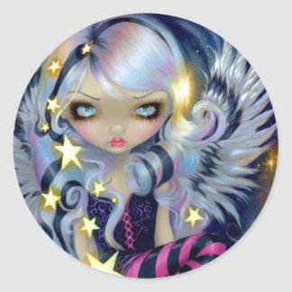 """Angel of Starlight"" Sticker"