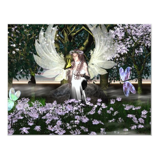 Angel of Thankfulness Card