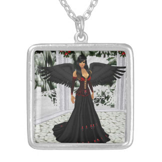 Angel Of The Dark Necklace