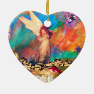 Angel of the Heart Keepsake Ornament
