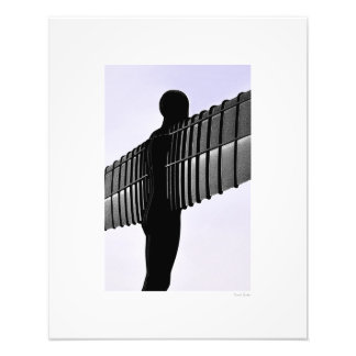 """Angel of the North 16""""x20"""" Photographic Print"""