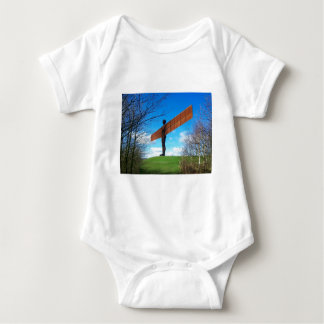 Angel Of The North Baby Bodysuit