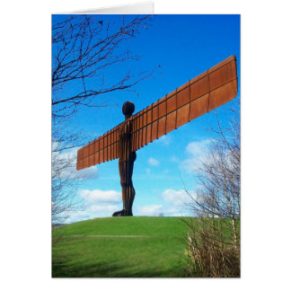 Angel of The North Greeting Cards