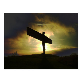 angel of the north.jpg postcard