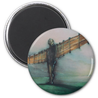 Angel Of The North Magnet