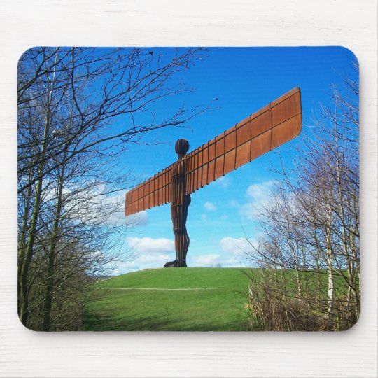 Angel of the North Mouse Mat
