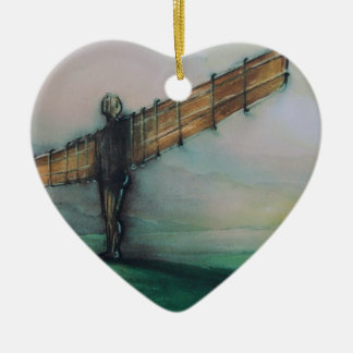 Angel Of The North Ornament