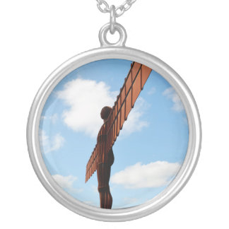 Angel of the North Pendant