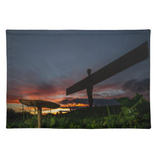 Angel Of The North Placemat
