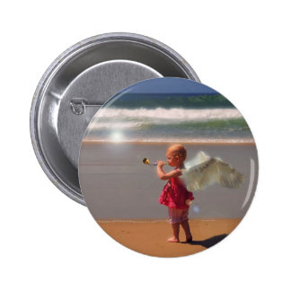 Angel Of The Shores series 10 button